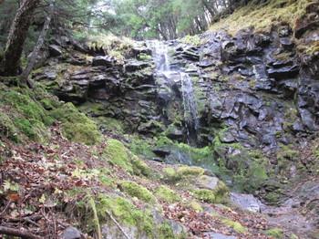 整備前の小滝