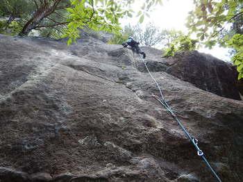 屋根岩2峰