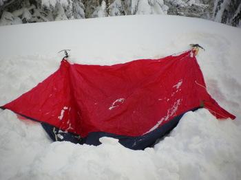 2-3人用半雪洞